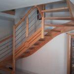 Escalier Sur mesure - Morbihan 56